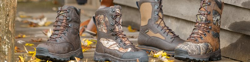 All Hunting Footwear