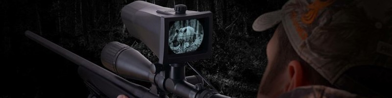 NiteSite - Night Vision Attachment
