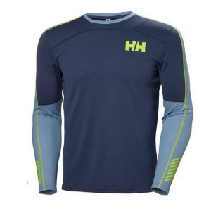 Helly Hansen Lifa Active Crew Sea Blue