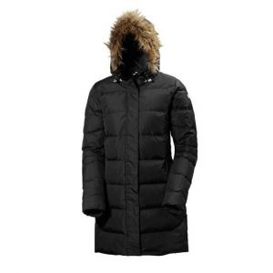 Helly Hansen Aden Down Parka-Black