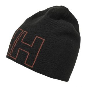Helly Hansen Outline Beanie Ebony