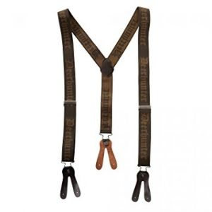 Deerhunter Braces with Buttons