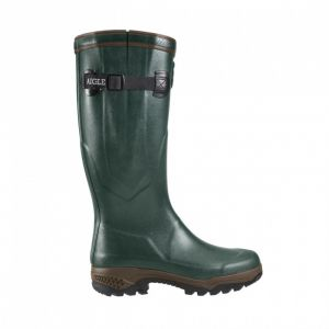 Aigle Parcours ISO 2 Neoprene Lined Anti Fatigue Wellingtons - Bronze