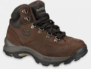 Altitude IV Junior Hiking Boots - Dark Chocolate