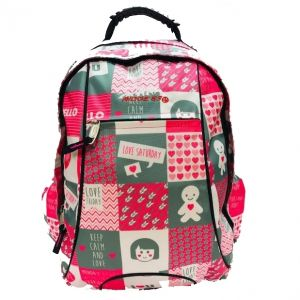 Ridge 53 Aoife Pink/Grey Backpack