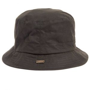Barbour Bucket Hat - Olive