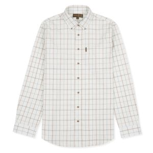 Musto Classic Button Down Shirt Wheeldale Check