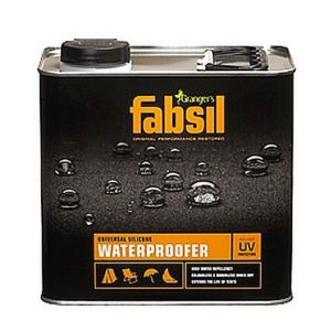 Fabsil Universal Silicone Waterproofer - 2.5 Litre