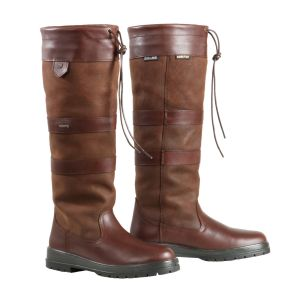 Dubarry Galway Walnut Leather Boots