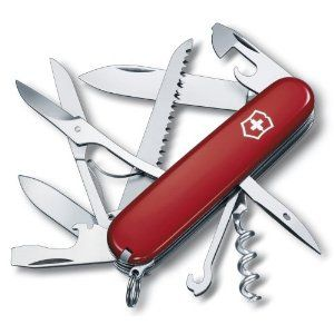 Victorinox Huntsman - Red