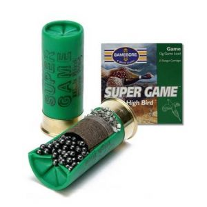 Gamebore 12g Supergame Hi Bird 32 Fibre