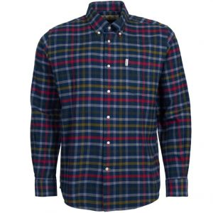Barbour Men's Hadlo Shirt Navy