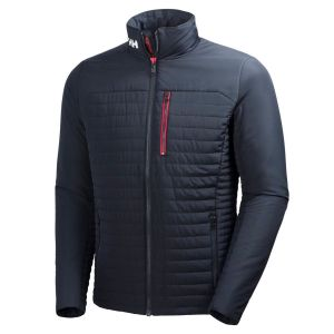 Helly Hansen Crew Insulator Jacket Mens - Navy
