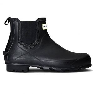 Ladies Norris Field Chelsea Boots: Black