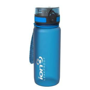 Ion8 Leak Proof Cycling Water Bottle, BPA Free, 750ml / 24oz, Blue