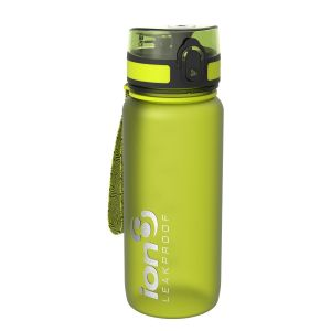 Ion8 Leak Proof Cycling Water Bottle, BPA Free, 750ml / 24oz, Green