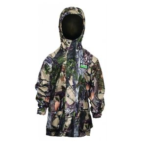 Ridgeline Spiker Kids Waterproof Jacket - Buffalo Camo