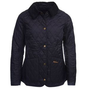 Barbour Annandal Quilt Navy