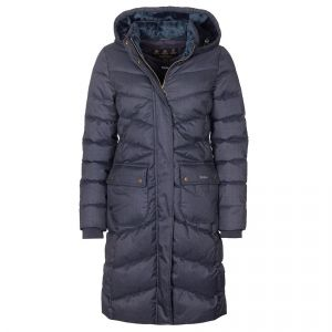 Barbour Ladies Kingston Quilt Navy
