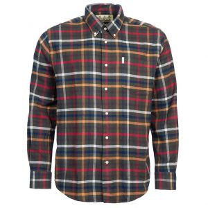 Barbour Hadlo Shirt Olive