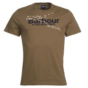 Barbour Outdoor T-Shirt Olive