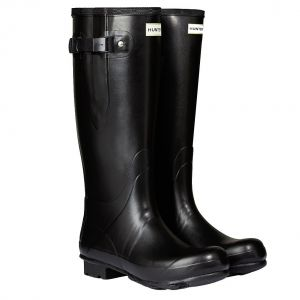 Hunter Norris Field Ladies Adjustable - Black