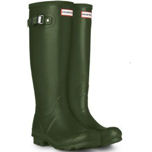 Hunter Norris Field Boot - Ladies - Vintage Green