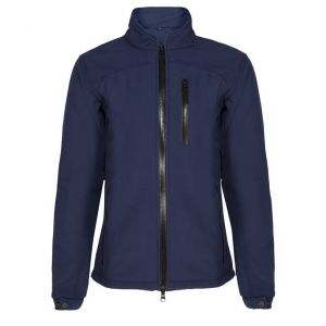 PC SOFTSHELL JACKET - NAVY