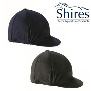 Shires Velvet Hat Cover