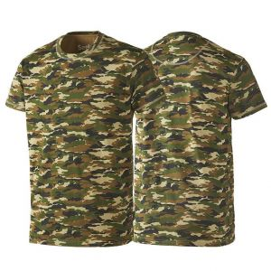 Seeland Speckled S/S Camo  T-Shirt