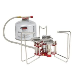 Go Systems SIper Fire Gas Camping Stove