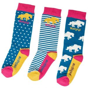 Toggi Tama 3 Pack Socks  Kids 10-3