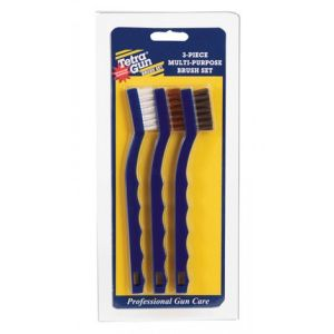 Tetra Gun 3-Piece Multi-Purpose Brush Set