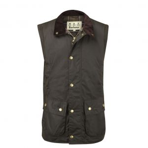 Barbour New Westmorland Vest - Olive