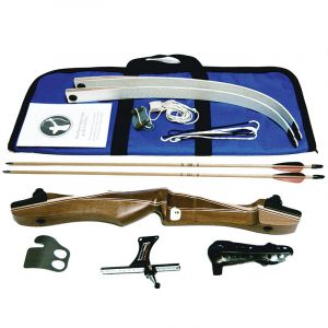 S1 Recurve Bow Kit - Strong - Right Hand