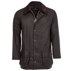Barbour Beaufort Men's Wax Jacket - Olive