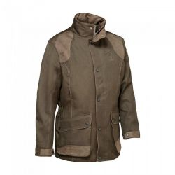 Percussion Sologne Hunting/Shooting Jacket - Olive Green