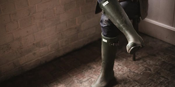 Men's  Hunter Wellies