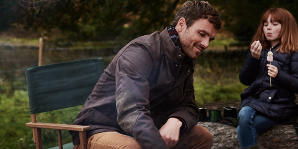 Men's Barbour Clothing
